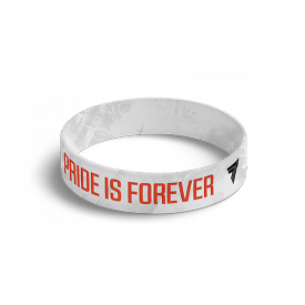 WRISTBAND 041 PRIDE IS FOREVER