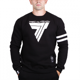 TW SWEATSHIRT 026 BLACK
