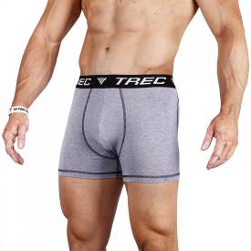 TW BOXER SHORTS 002 GRAY